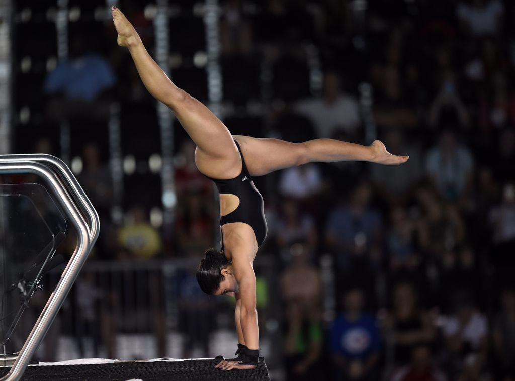 Ingrid Oliveira (Foto: AFP)