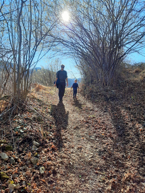 Planinarski put do Cerinskog vira