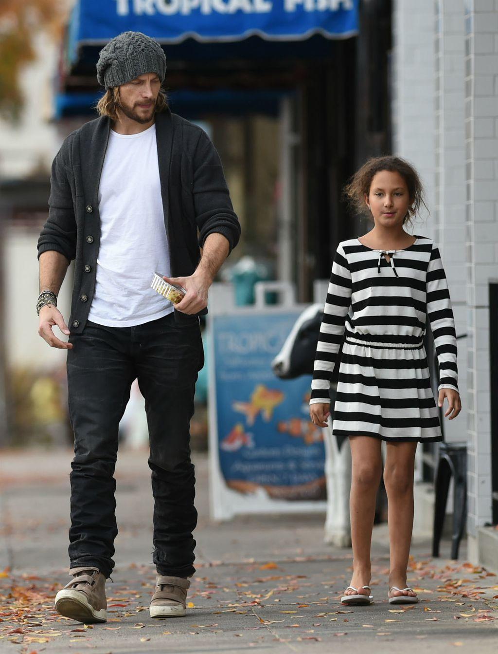 Kći Halle Berry s tatom Gabrielom Aubryjem - 3
