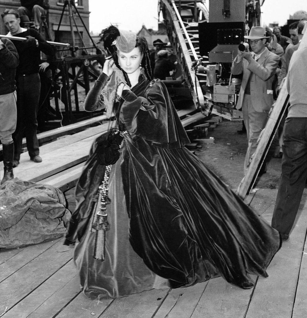 Vivien Leigh u legendarnoj haljini od \'zavjesa\'
