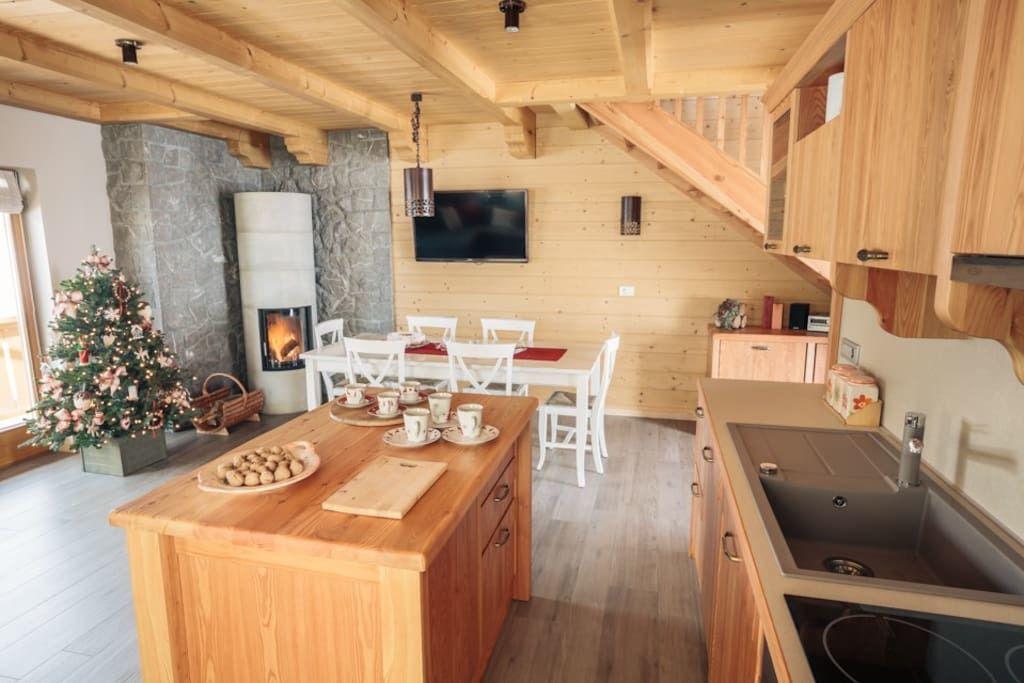 Prekrasno uređene kućice mogu se iznajmiti preko Airbnb-a