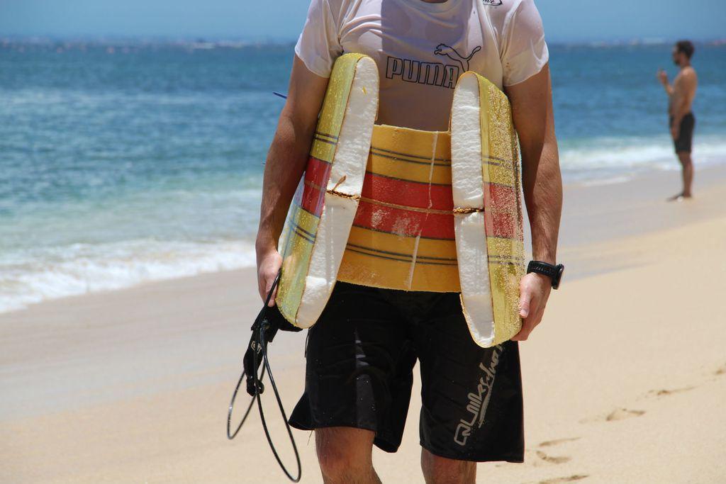 Surfanje na Baliju