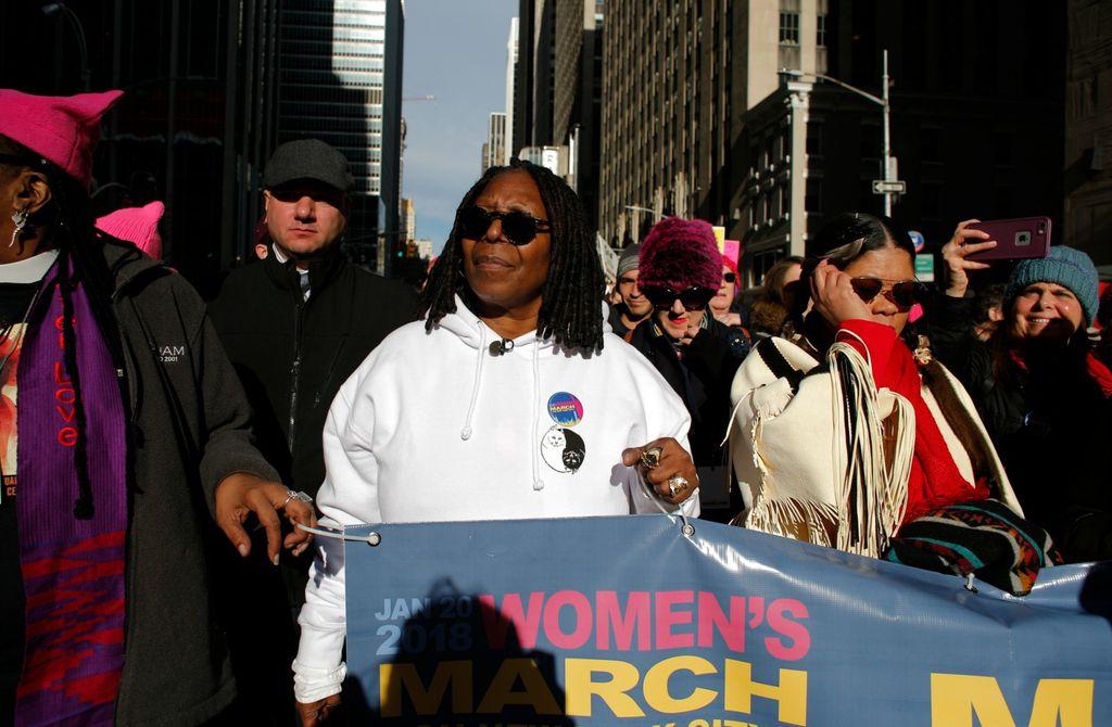 Ženski marš u gradovima diljem SAD-a - 3