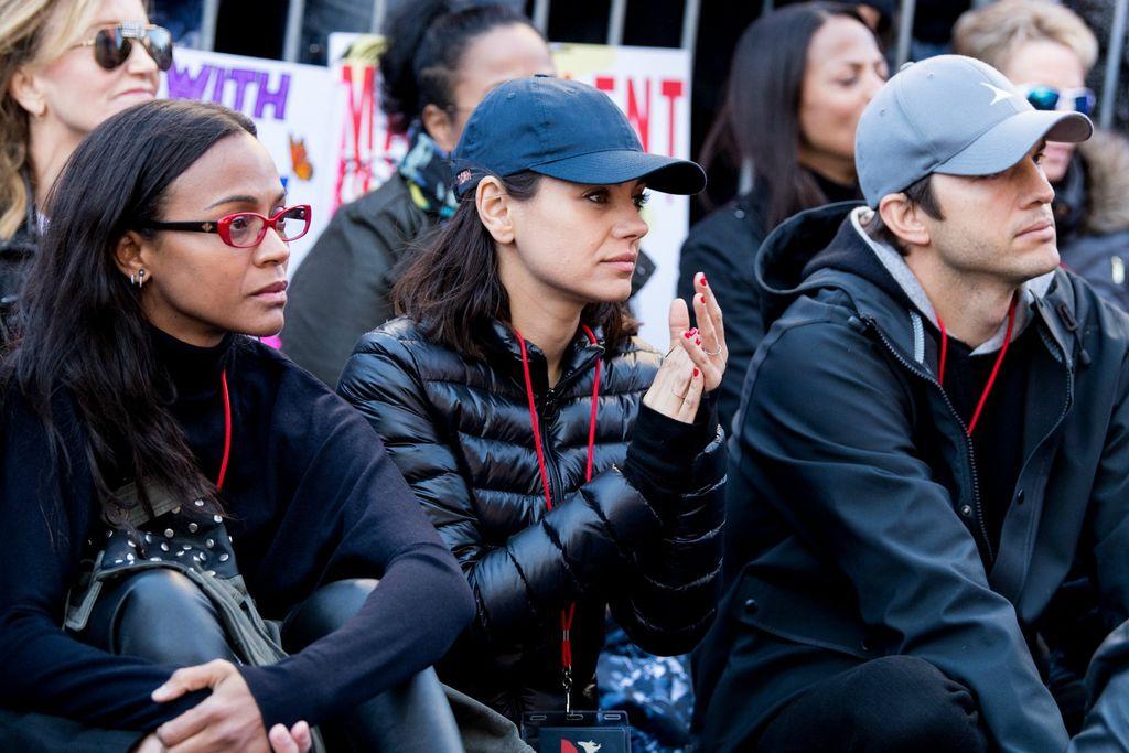 Ženski marš u gradovima diljem SAD-a - 6