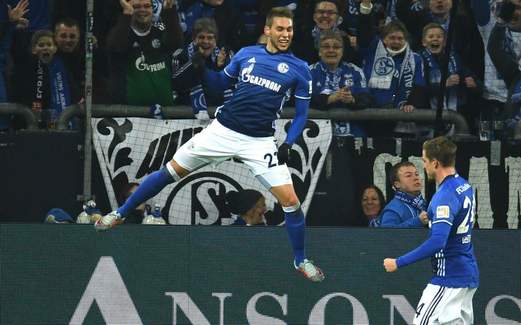 Marko Pjaca slavi pogodak (Foto: AFP)