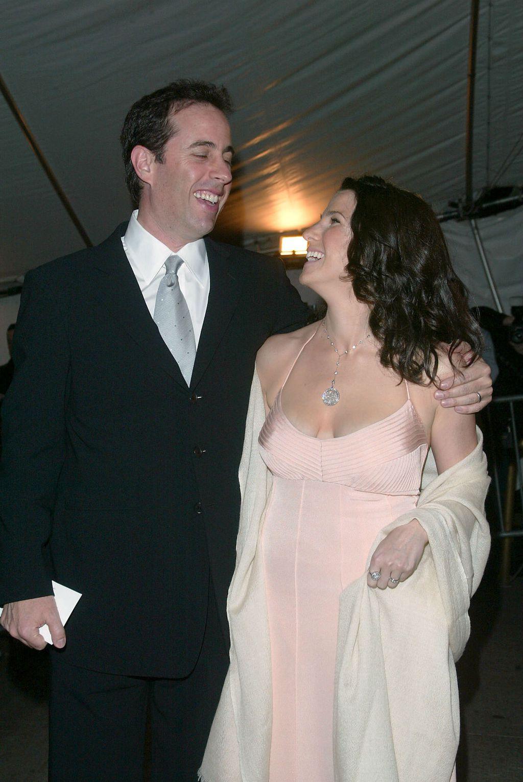 Jerry Seinfeld i Jessica Sklar