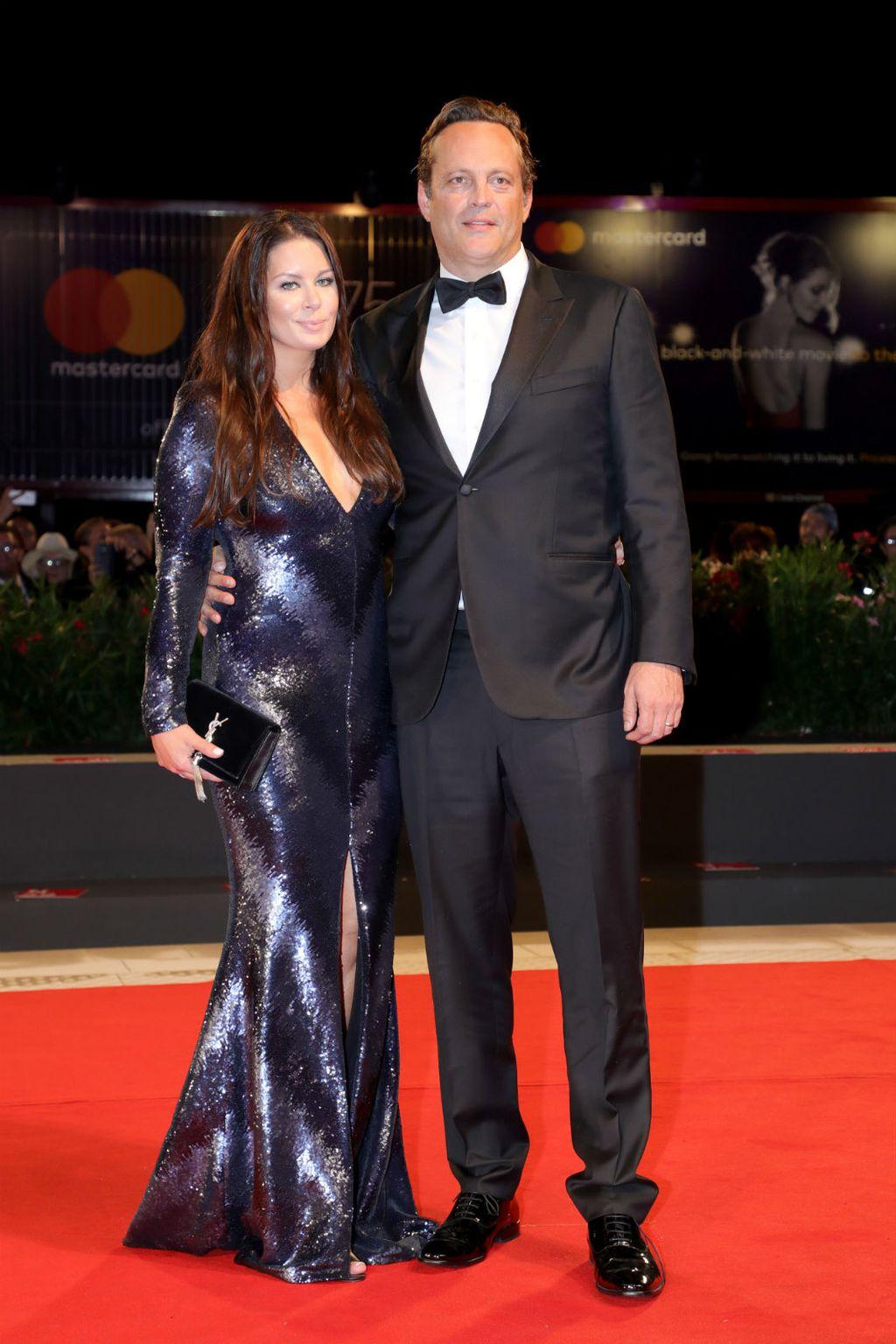 Vince Vaughn i Kyla Weber