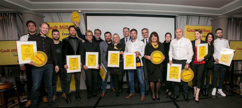 Dobitnici trofeja Gault Millau