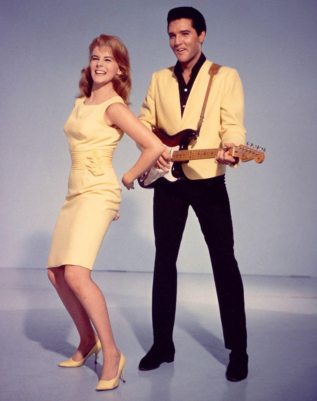 Ann-Margret i Elvis u filmu Viva Las Vegas