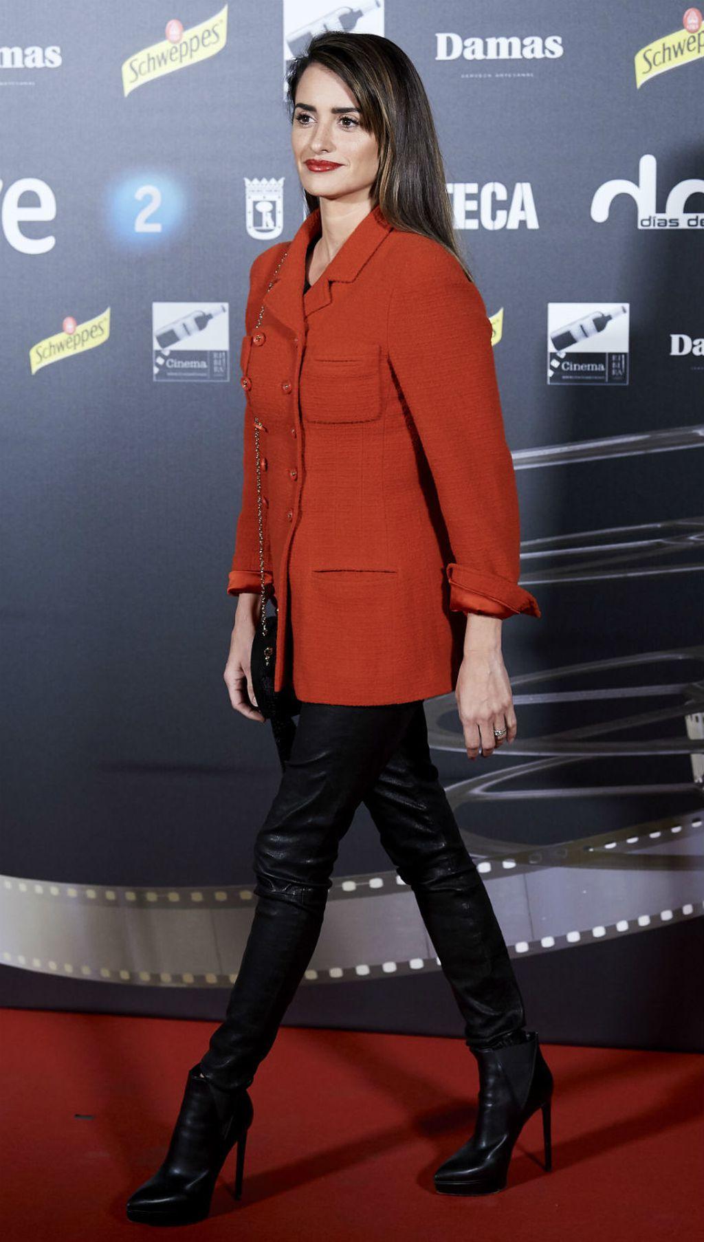 Penelope Cruz u kožnatim hlačama i vrtoglavim potpeticama - 3
