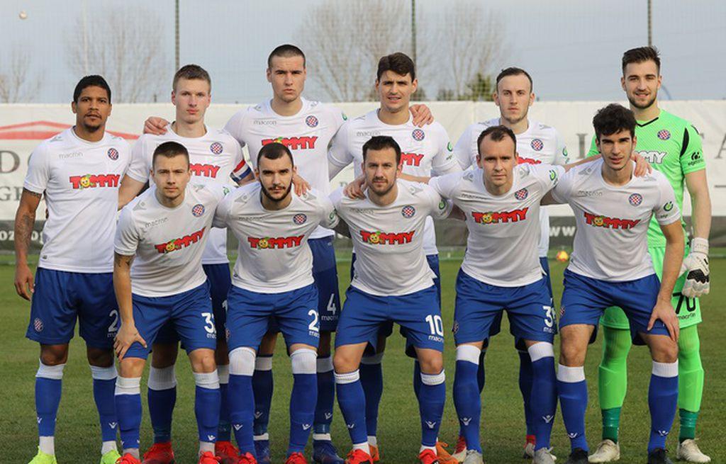 Hajduk protiv Šahtara (Foto: Robert Matić / HNK Hajduk)