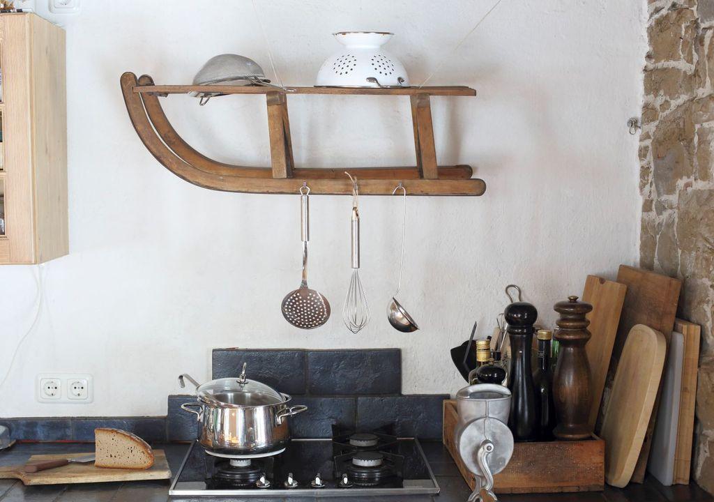 Mogu poslužiti i kao funkcionalna polica u kuhinji