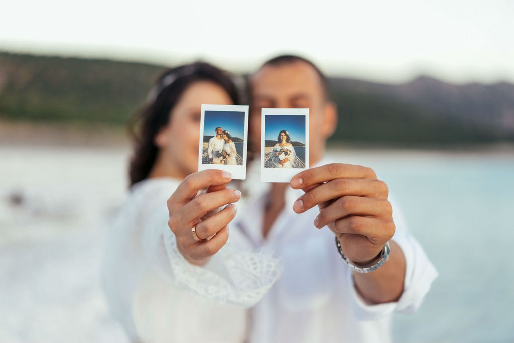 Polaroid fotografija sjajna je uspomena