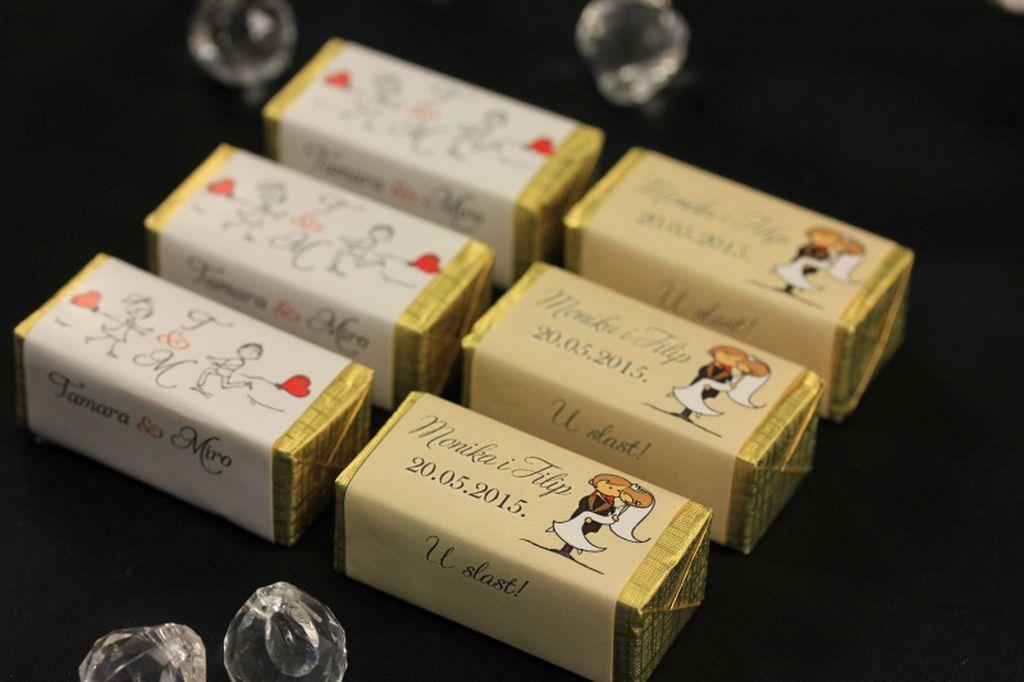Personalizirane čokoladice