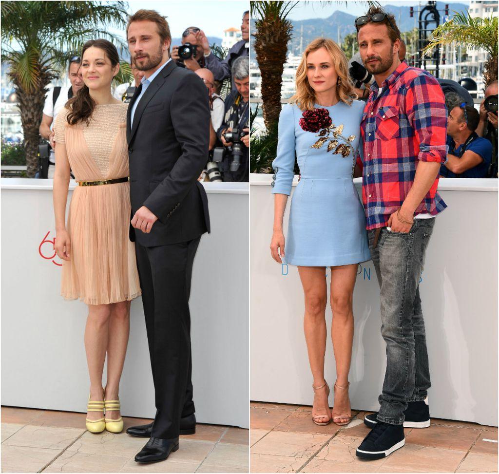 Prvo gostovanje u Cannesu Matthias Schoenaerts shvatio je ozbiljno, a drugo vrlo ležerno