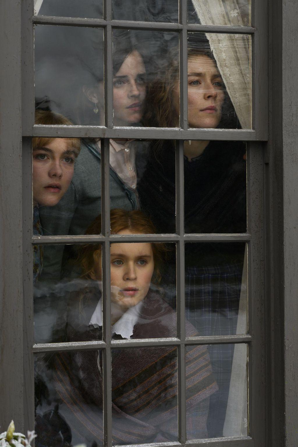 Scena iz filma \'Male žene\' - 3
