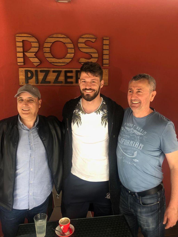 Bruno Petković, Tomislav Obradović i Robert Sušić