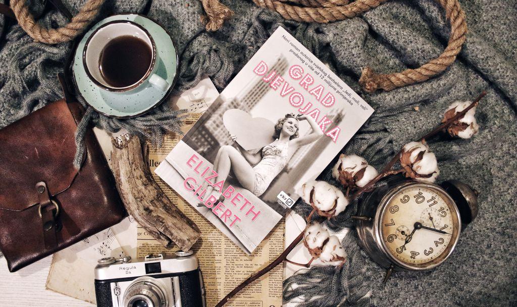 Elizabeth Gilbert: Grad djevojaka