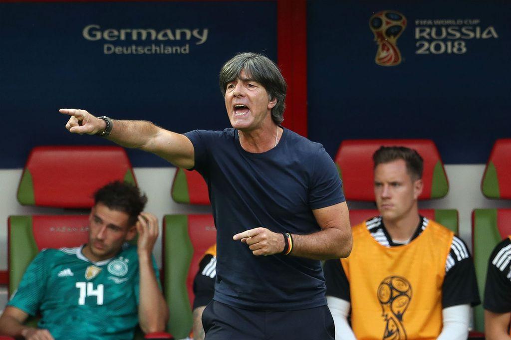 Joachim Löw (Foto: AFP)