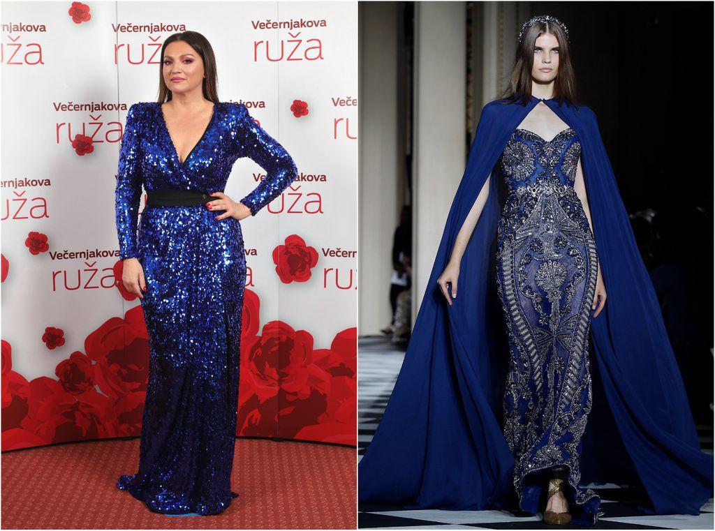 Nina Badrić - Zuhair Murad jesen/zima 2018./2019.