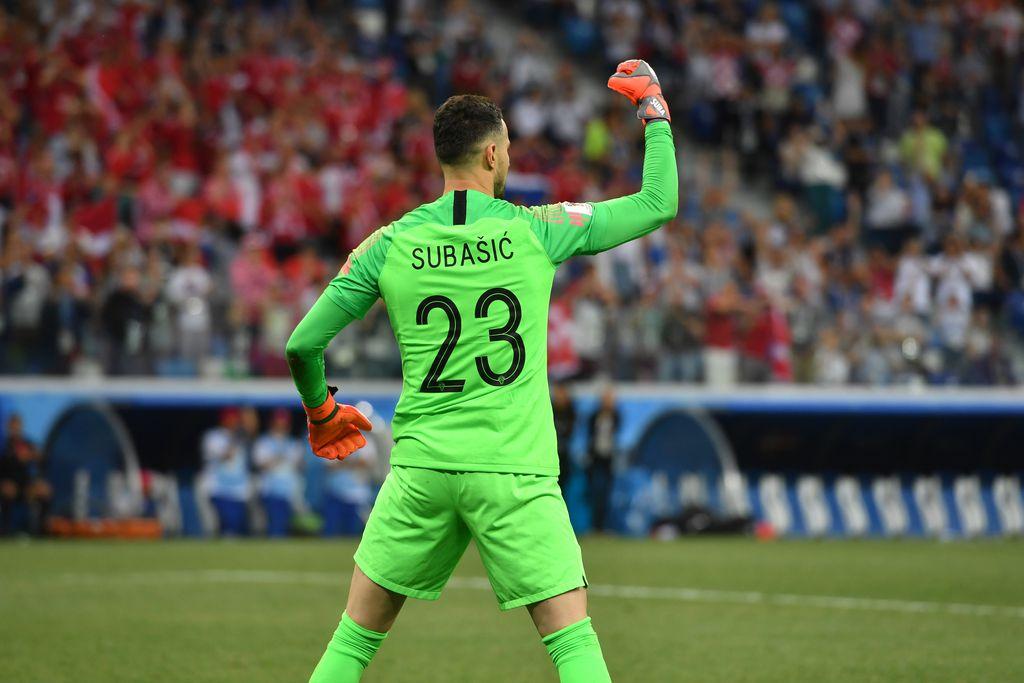 Danijel Subašić (Foto: Frank Hoermann/DPA/PIXSELL)