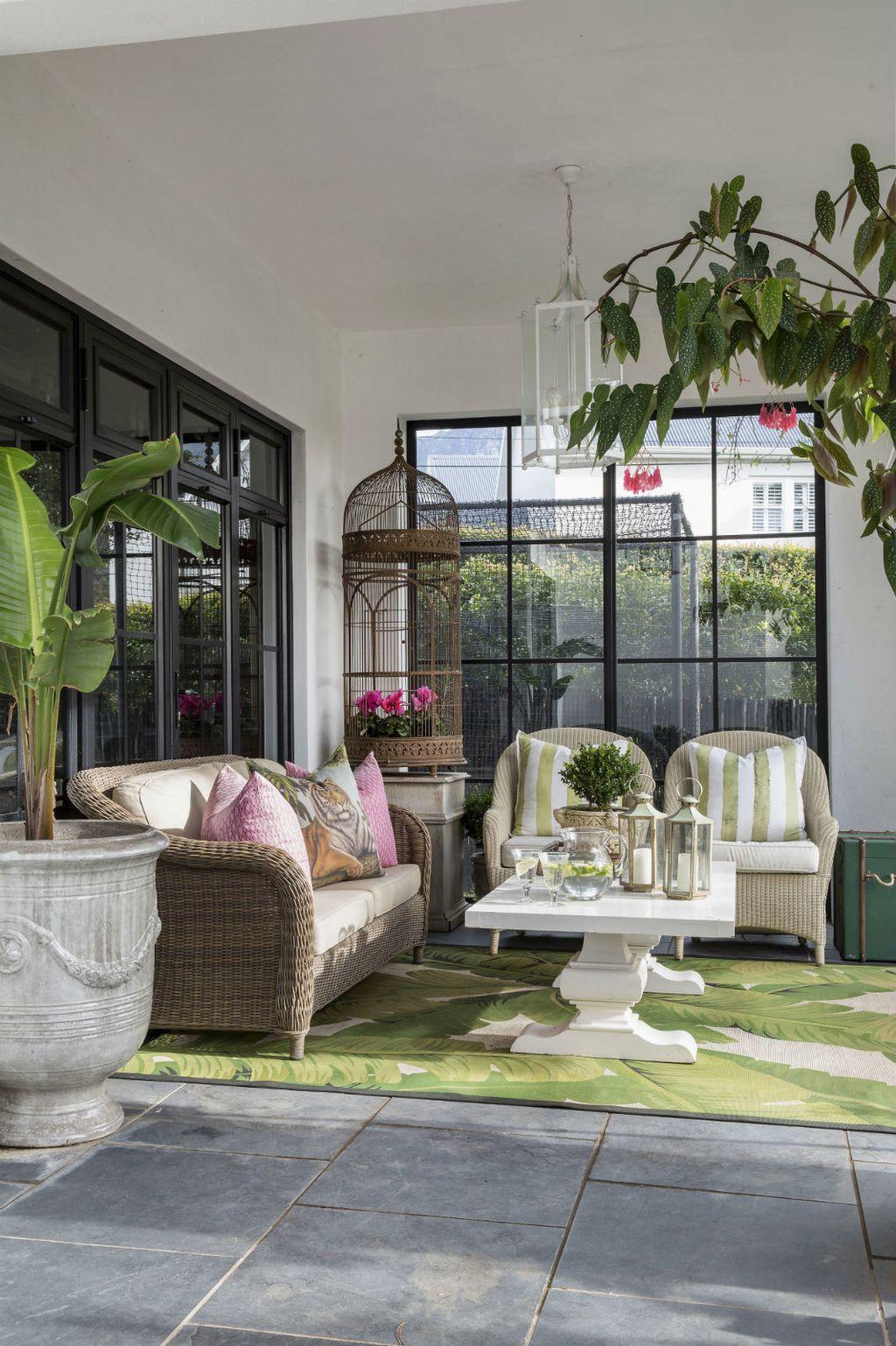 Terase i balkoni stvoreni za ljetnu uživanciju - 11