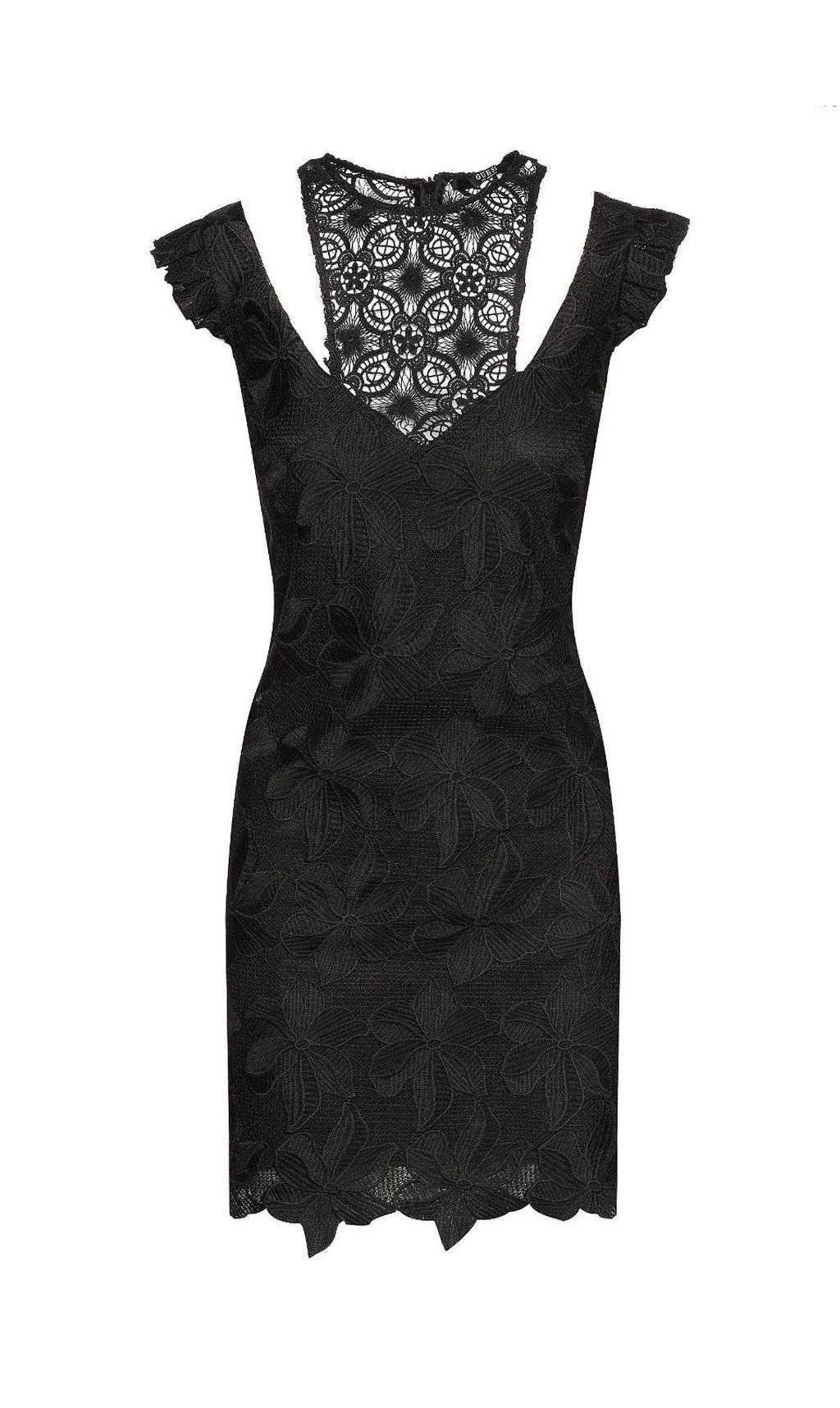 Mala crna haljina na popustu 2018. - 7