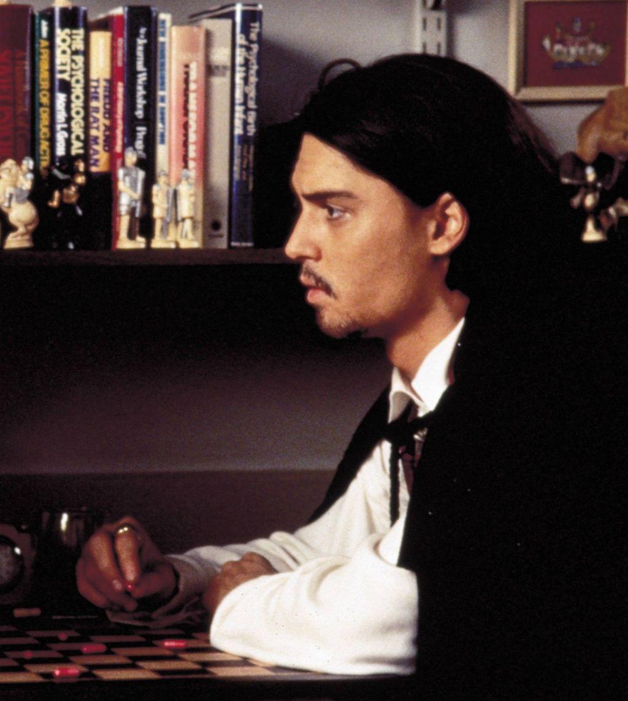 Johnny Depp u filmu Don Juan DeMarco