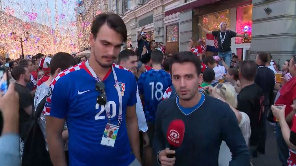Dario Šarić u Dnevniku Nove TV s Vladom Bobanom