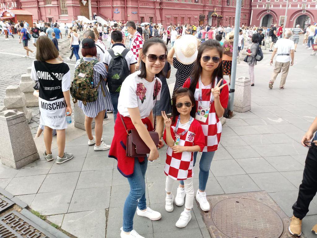 Kineski fanovi Hrvatske (Foto: GOL.hr)