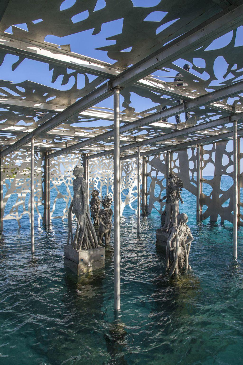 Podvodna galerija na Maldivima - 5