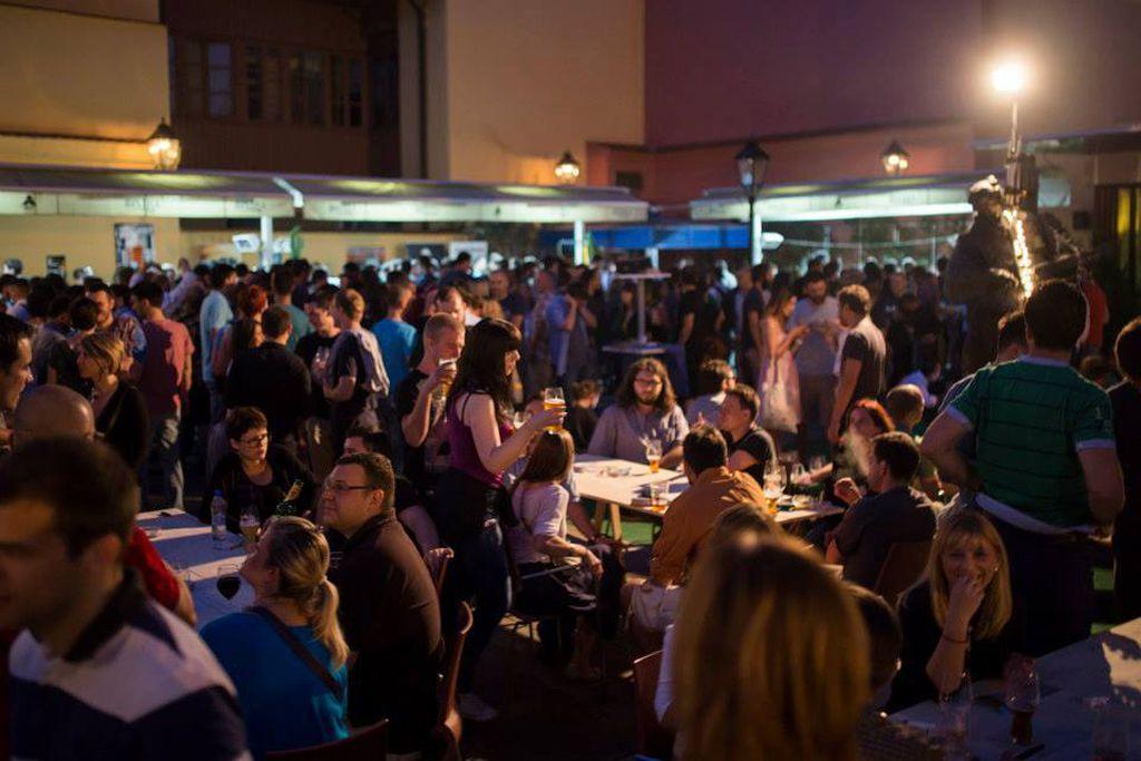 Brojni gosti Opatovina Beer Festa