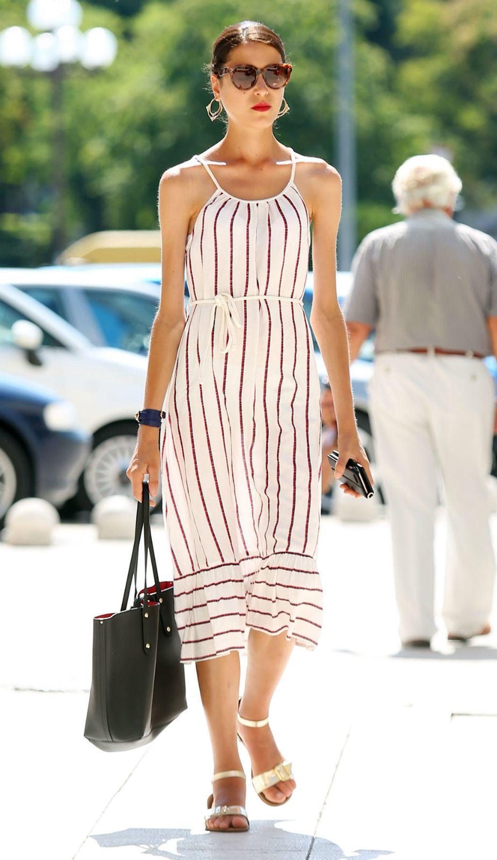 Street style dama u Šibeniku - 6