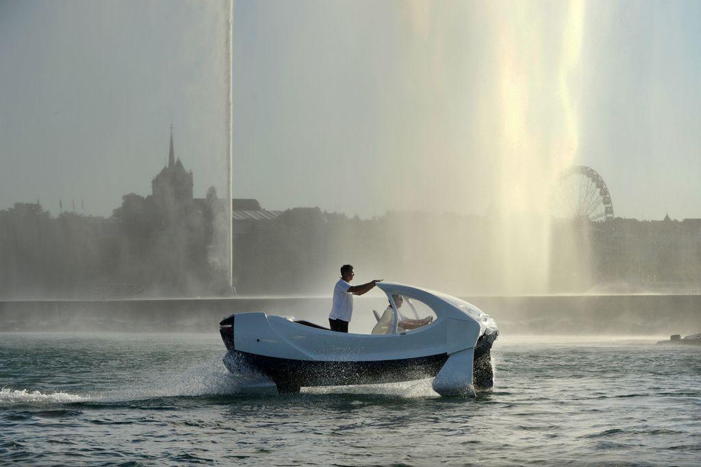 Seabubles, vodeni taksi - 5