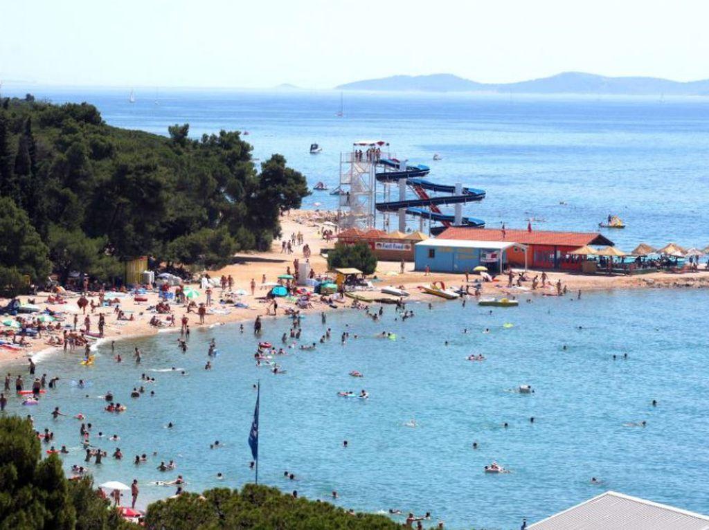 Plaža Dražica (Biograd na Moru)
