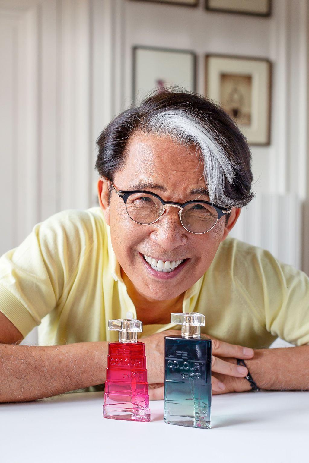 'Color' je novi miris Kenza Takade za Avon