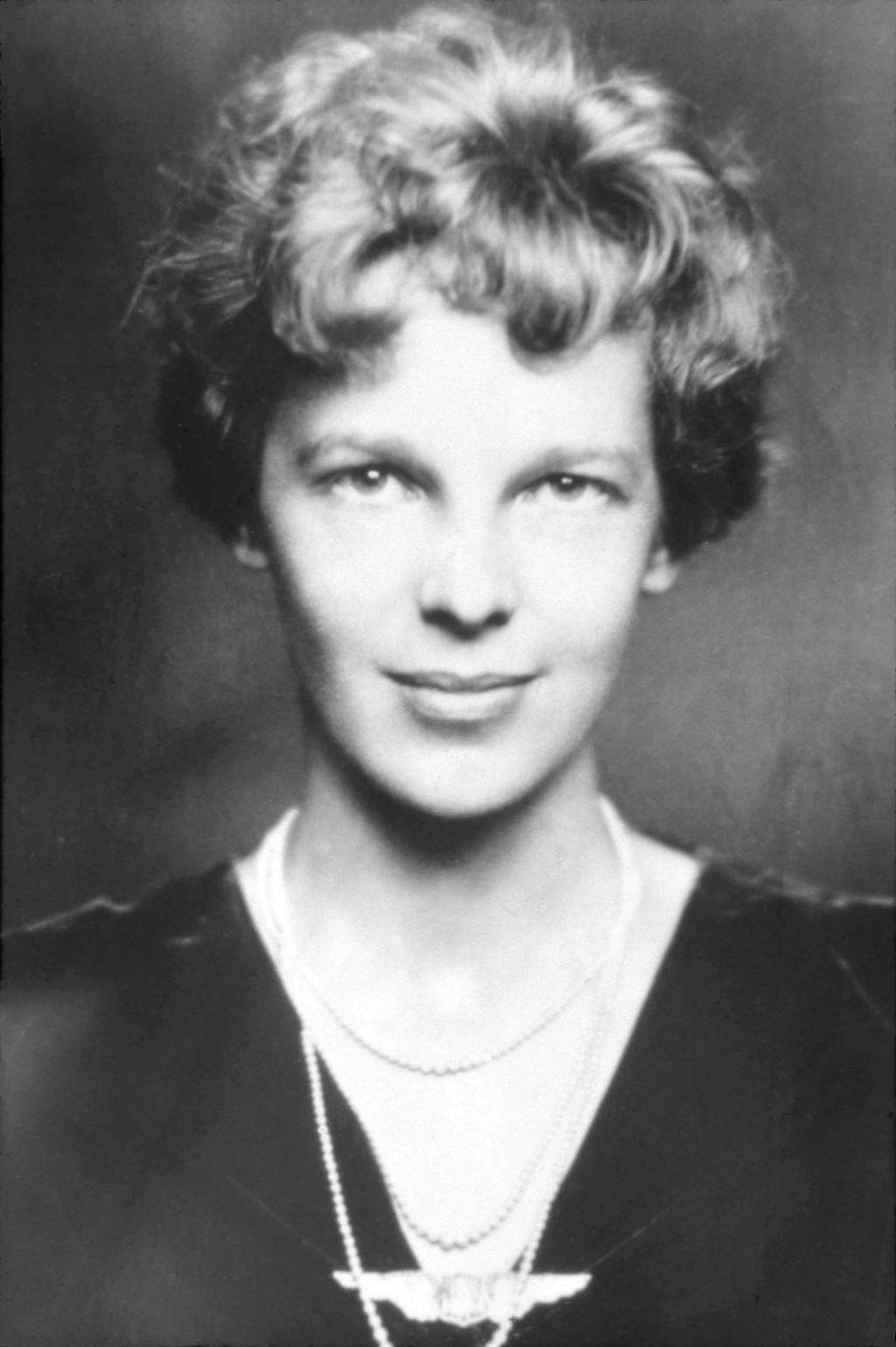 Amelia Earhart - 1