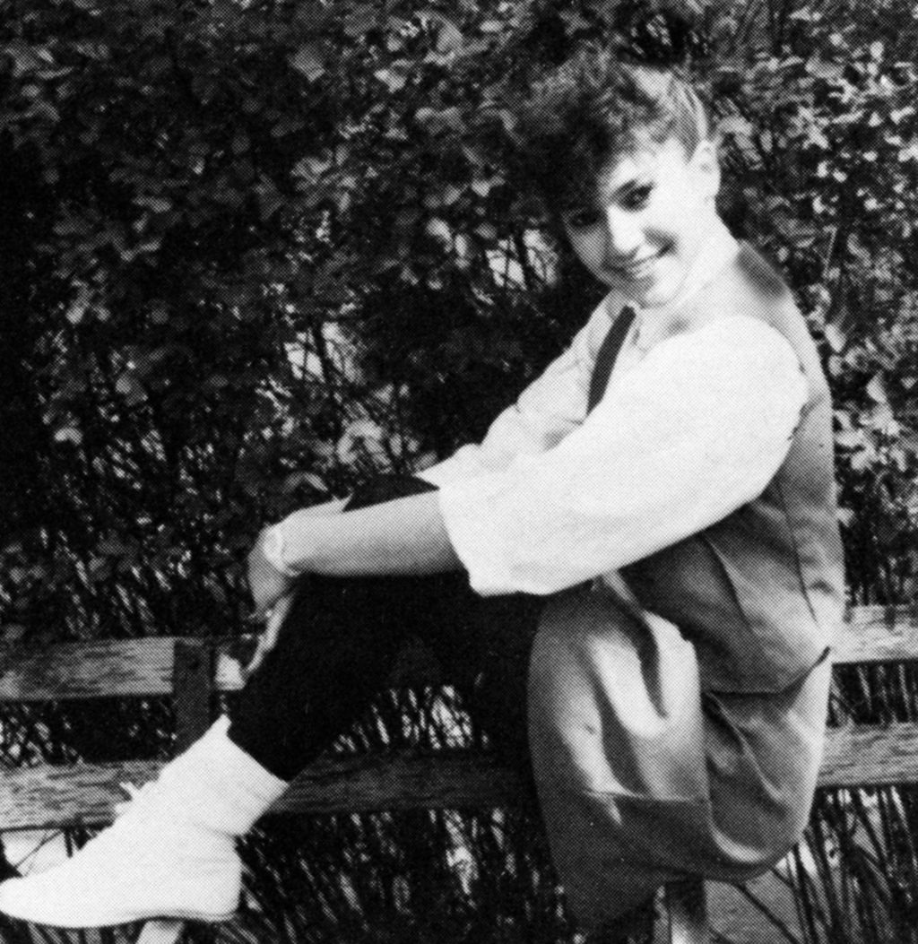 Fotografija Jennifer Lopez iz 1987. godine