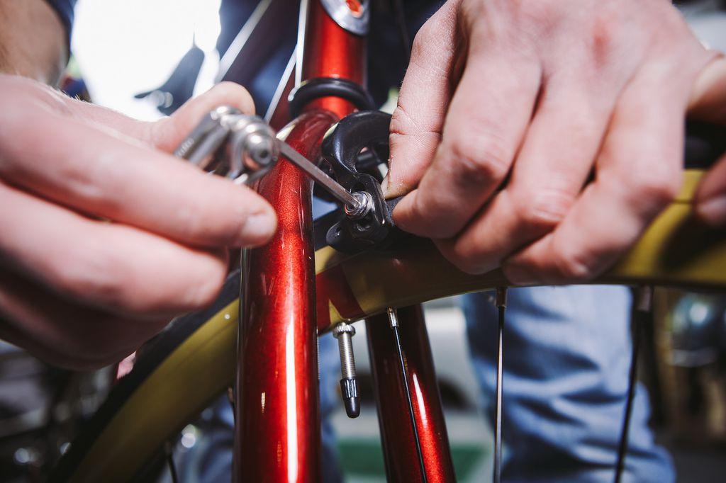 Cijeli servis bicikla odradite prije puta