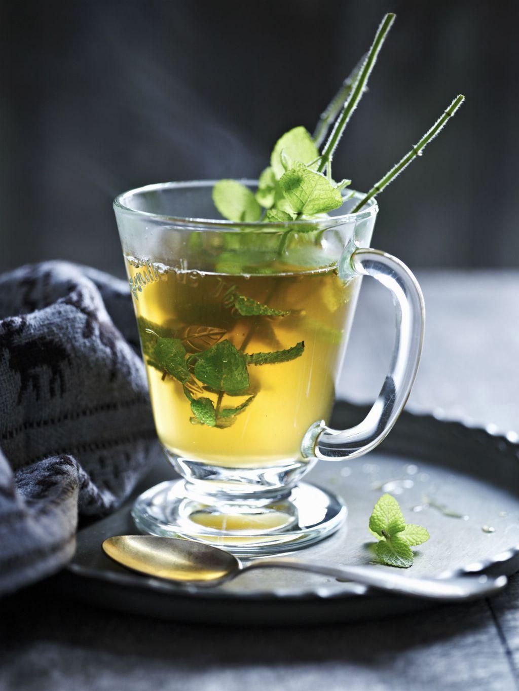 Čaj od mente umiruje želudac