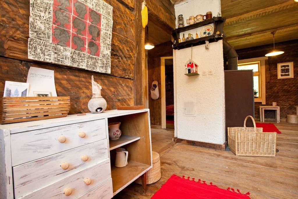 Atraktivno uređenje seoske kuće Margherita