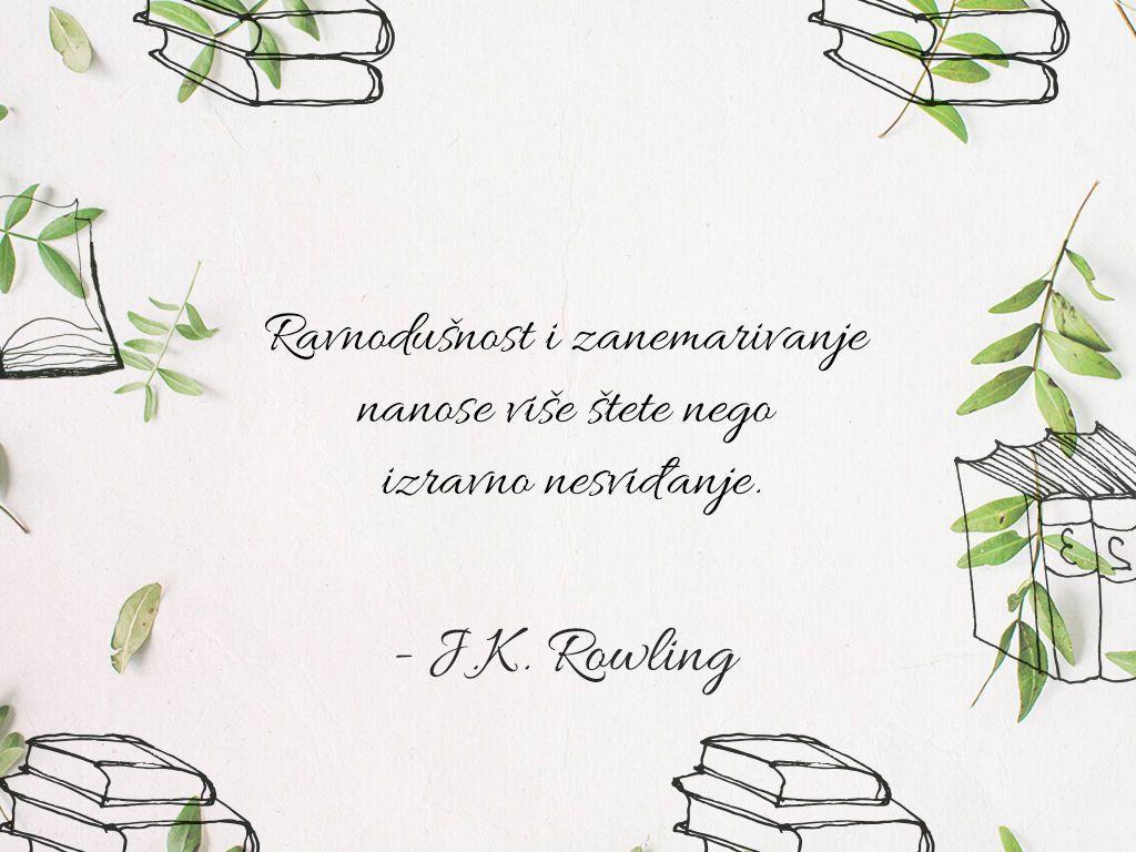 Citati spisateljice J. K. Rowling - 7