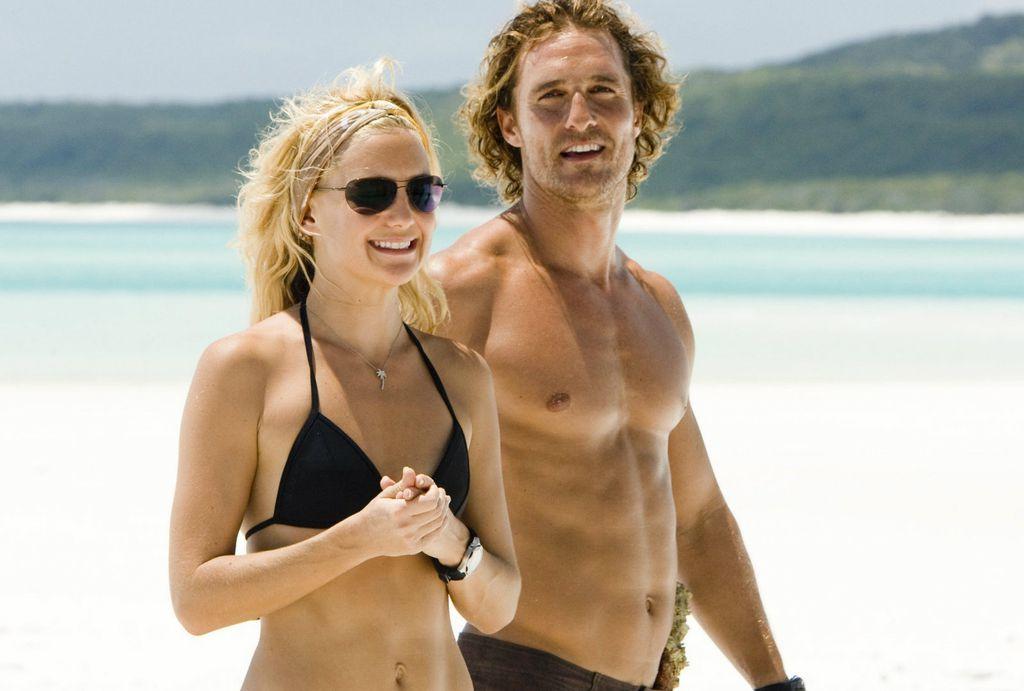 Matthew McConaughey i Kate Hudson u filmu Fool\'s Gold