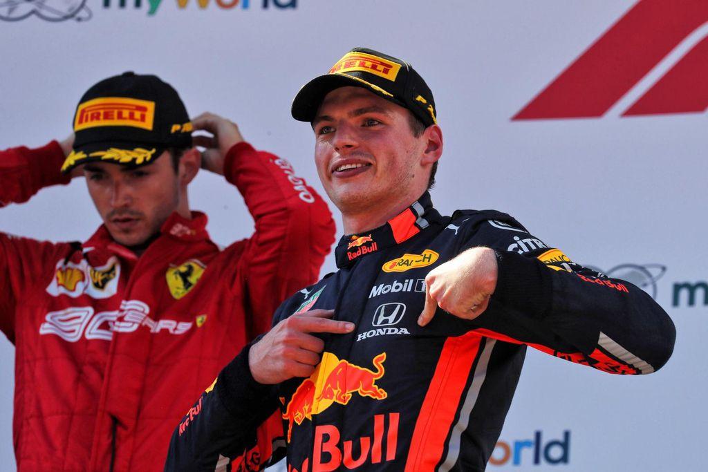 Verstappen pobjednik VN Austrije 2019. (Foto: XPB/Press Association/PIXSELL)