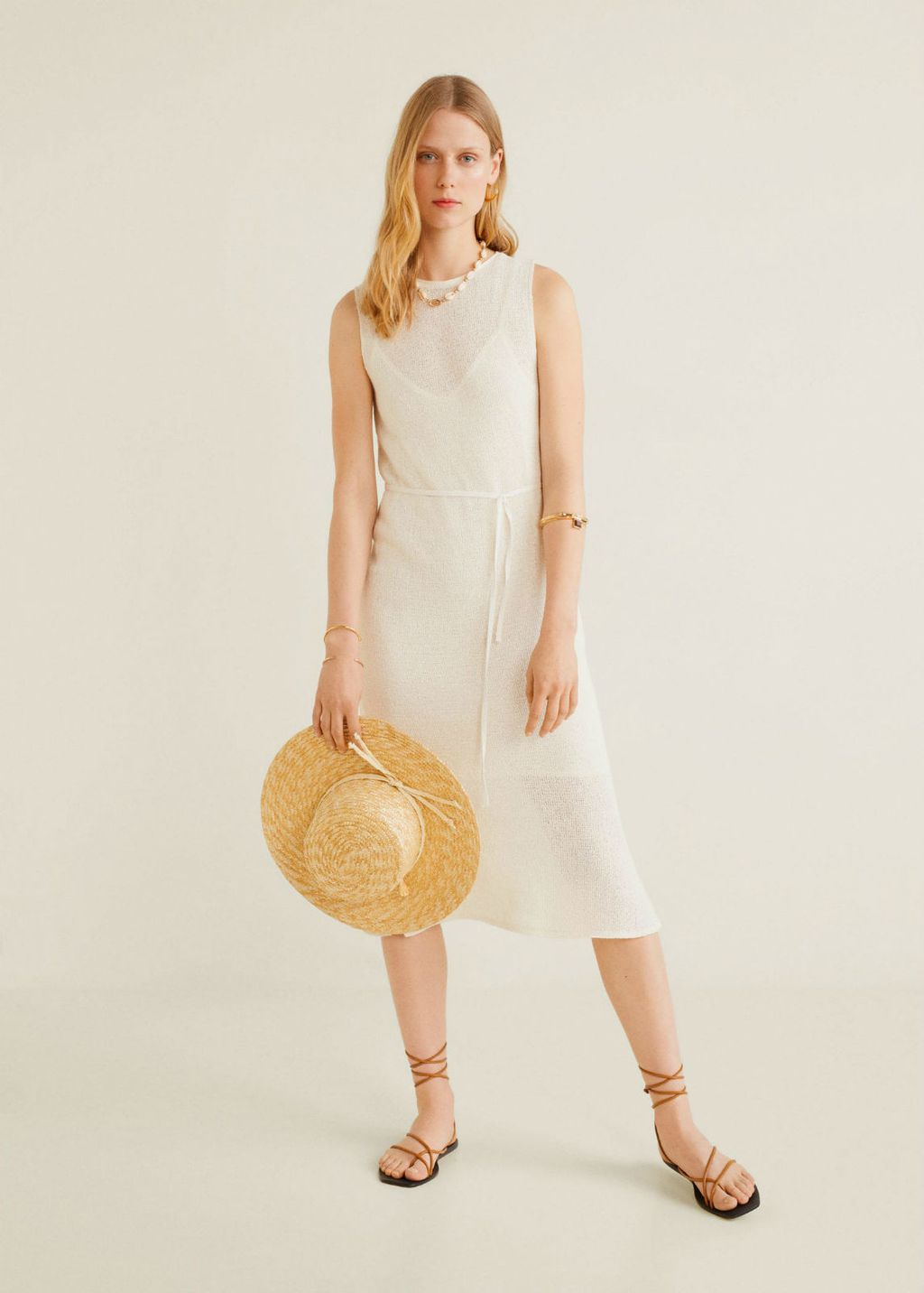 Bijele haljine iz trgovina 2019. - 4