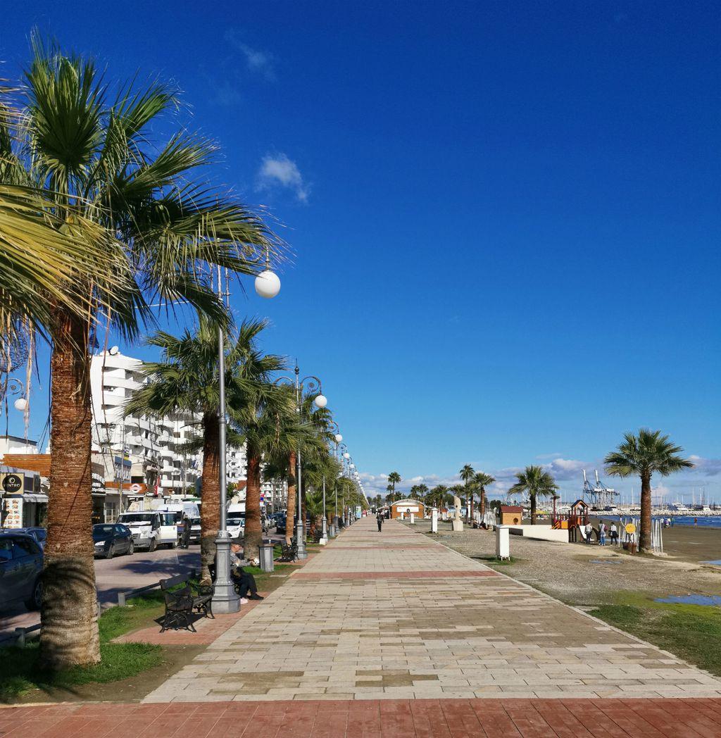 Promenada Finikoudes u Larnaci