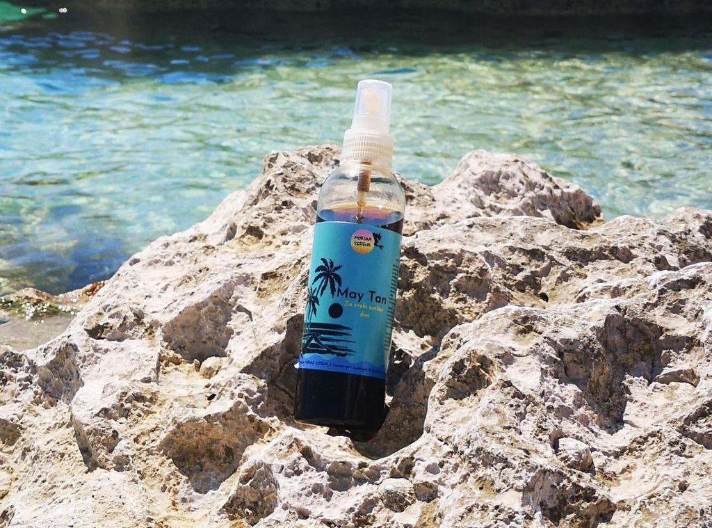 Prirodna ulja za sunčanje - 1