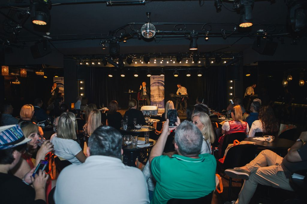 Jazz & Cabaret club Kontesa - 4
