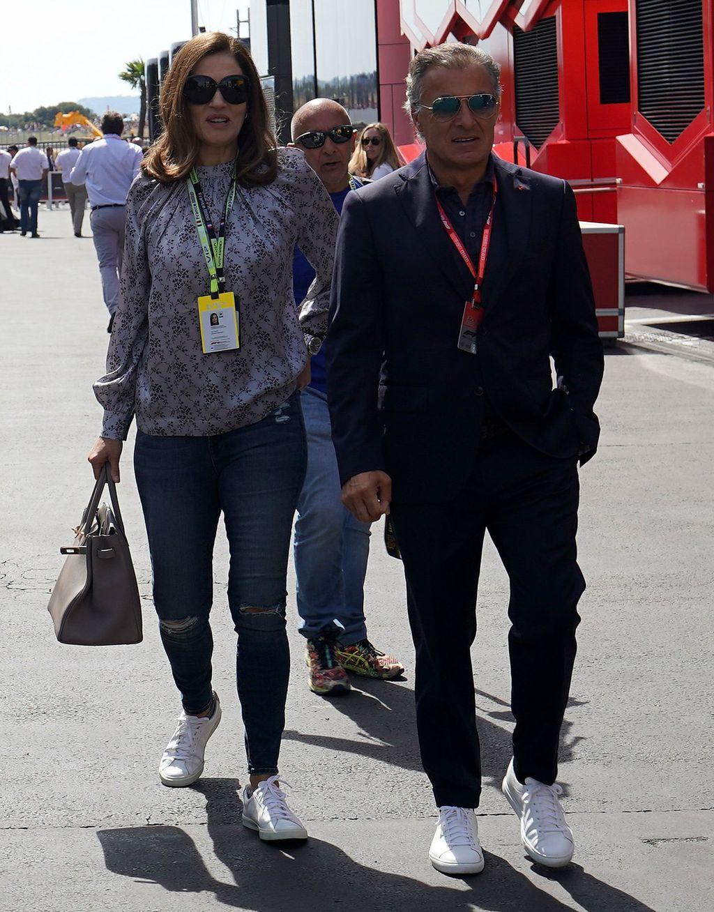 Slavica je na utrku Formule 1 došla u skinny trapericama