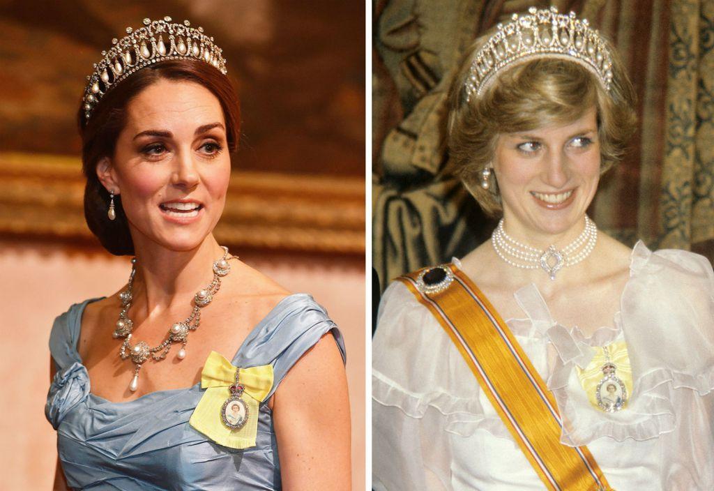 Catherine Middleton i princeza Diana - 8